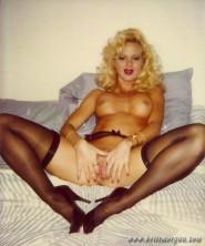 Britt Morgan Strips Down To Show Her Nude Body