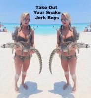 Free porn pics of Sarka Kantorova Stripper Return Trip Thong Bikini City 1 of 15 pics