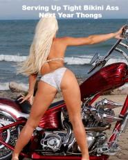 Free porn pics of Melissa Hardbody Stripper Bikini Ass Jerk Off Challenge 1 of 13 pics
